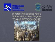 Year 3 - ST. PETER'S WOODLANDS GRAMMAR
