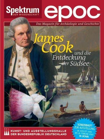 James Cook und die Entdeckung der Südsee - Spektrum CP