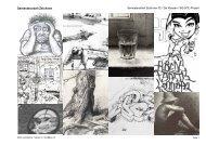 Semesterarbeit Zeichnen - Bildnerische Gestaltung