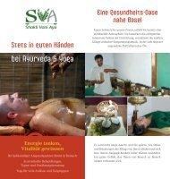 ProspektPraxis_Online_Layout 1 - Yoga & Ayurveda Praxis, Reinach