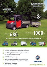 Mega Multitruck Worker E-Transporter Download PDF Produkt ...