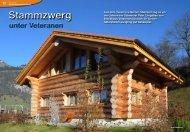 Stammzwerg Stammzwerg - Alaska Blockhaus GmbH