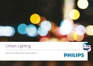 Urban Lighting - Philips Lighting
