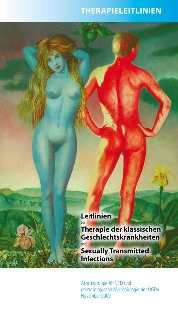 Therapie der klassischen Geschlechtskrankheiten - oegstd.at
