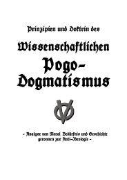 Prinzipien und Doktrin des Wissenschaftlichen Pogo ... - APPD-Berlin