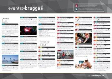 2013 - Toerisme Brugge - Stad Brugge