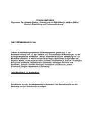 wettbewerbsordnung+anlages+ besondere vergabebedingungen