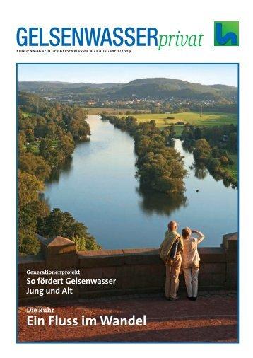 Kundenmagazin Wasser, Ausgabe 2/2009 (PDF ... - Gelsenwasser AG