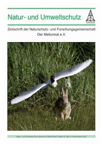 Heft 2, 2010 - Der Mellumrat eV