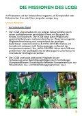 Die LCGB-Charta und die Missionen des LCGB - Seite 5