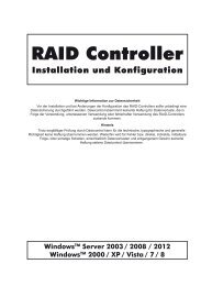 RAID Controller - Dawicontrol