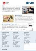 Wärmebildkameras für vorbeugende Instandhaltung - FLIR Systems - Page 4