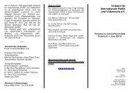 Verband für Internationale Politik und Völkerrecht e.V.