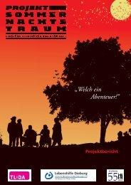 Projektbericht Sommernachtstraum - Lebenshilfe Dieburg eV