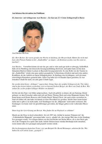 Seite 2 - Axel Becker