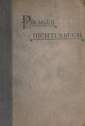 Prager Dichterbuch