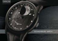 Neuer PDF Katalog 2013. (Download) - Schaumburg watch