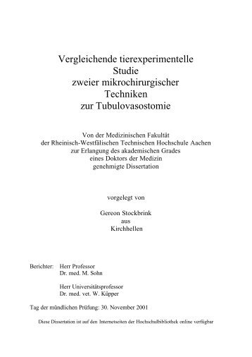aachen university diploma dissertation How to do a dissertation proposal aachen university diploma dissertation college common application essay 2013 funding report.