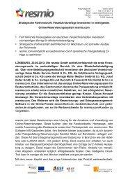 Strategische Partnerschaft: Verzeichnisverlage investieren in ...
