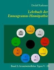 Leseprobe Lehrbuch der Enneagramm-Homöopathie : Band 2