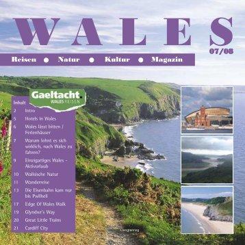 Wales - Irish-net