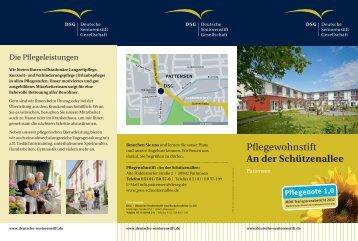 Weitere Infos als PDF - Deutsche Seniorenstift Gesellschaft Pattensen