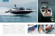 """Mai 2009 Four Winns SL 242 """"Spass und Leidenschaft"""" - boot24.ch"""