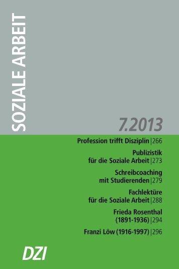 Franzi Löw - Deutsches Zentralinstitut für soziale Fragen