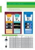 Philips Automotive Lighting - Preisliste 2013 - Elevite AG - Page 6