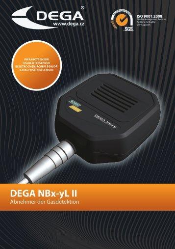 Datenblatt DEGA NBx-yL II - DEGA CZ sro