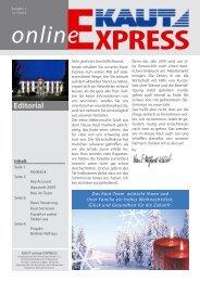 PDF-Format - Alfred Kaut GmbH + Co.