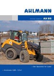 AX 85 - Borchers & Speer