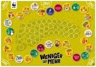 Weniger ist mehr - WWF Schweiz