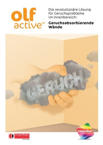 Download our brochure - OLFactive