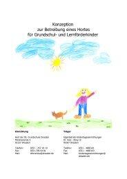 Konzeption zur Betreibung eines Hortes für ... - 93. Grundschule