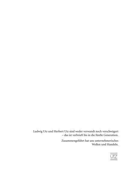 Leseprobe (295 KB) - Herbert Utz Verlag GmbH