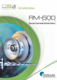 RM-600 - Toolgal Industrial Diamond Tools
