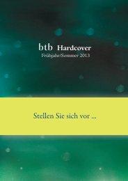 Vorschau Frühjahr 2013 - Random House