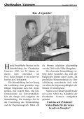 """Chorknaben Uetersen Das """"Urgestein"""" der Chorknaben Uetersen - Seite 4"""