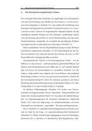 5. Das Konzept interorganisationaler Osmose