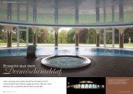 Schwimmbad und Sauna 11/12 2009 - Menerga Nord GmbH