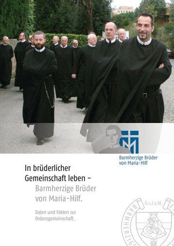 Barmherzige Brüder von Maria-Hilf
