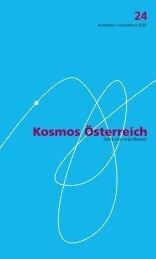 kosmos 24 pdf - Österreichisches Kulturforum Berlin