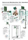 STD-45G - Hughes Safety Showers - Seite 6