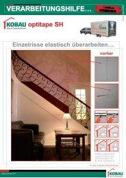Kobau optitape SH - DW Systembau GmbH