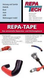 Produktinfo REPA-TAPE