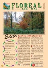 FLOREAL n° 83 - Centres Régionaux de la Propriété Forestière