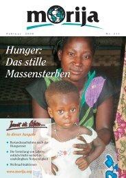 Hunger: Das stille Massensterben - Morija