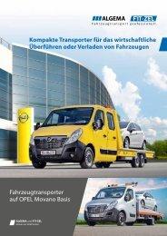 Opel - ALGEMA