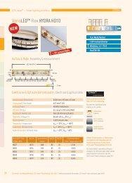 VarioLED™ Flex HYDRA HD10 - LED Linear